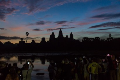 Sunsrise at Angkor Wat