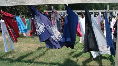 Photo of Ode to the Clothesline