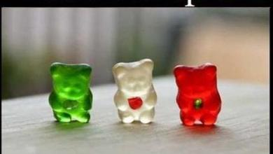 Photo of Gummy Bear Surgery or Gummy Bear Art?