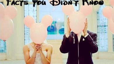 Photo of 10 Disney Wedding Facts You Might Not Know