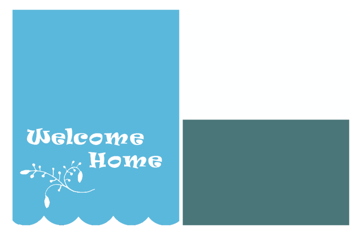 welcome home card full