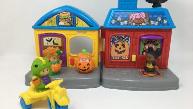 Photo of Second Hand Super Cool Toys – Little People Trick-or-Treat Surprise