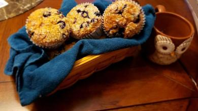 Photo of Mary's (Healthy) Very Berry Muffins