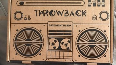 Photo of Date Night In Boxes – Throwback
