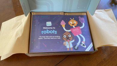 Photo of Review: Sago Mini Box – Robot Party