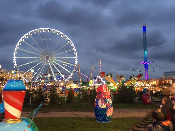 Winter Wonderland with kids Fun fair - 7 things you need to know before visiting Winter Wonderland with kids