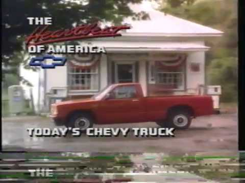 heartbeat of america chevy truck commercial