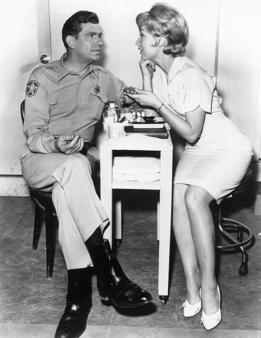 Andy_Griffith_Barbara_Eden_Andy_Griffith_Show