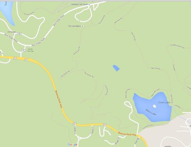 Bass Lake Route