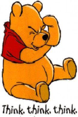 poohbear think