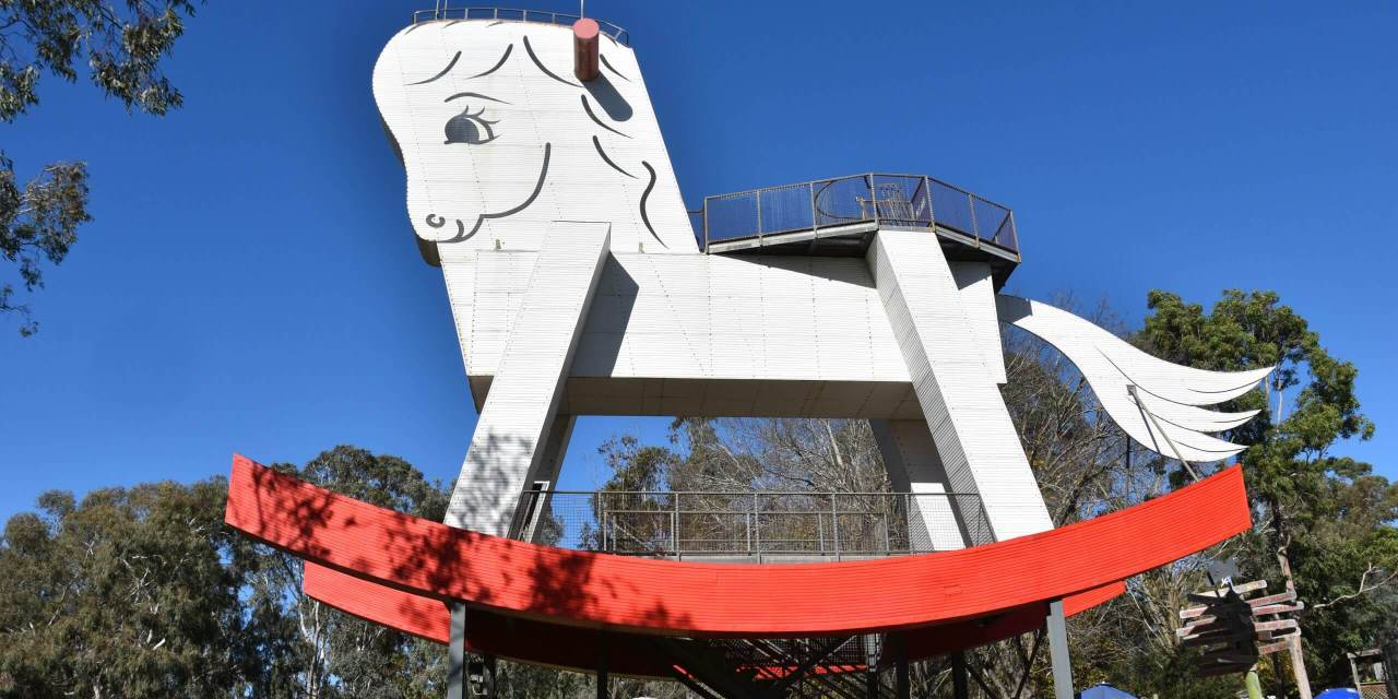 Reasons to visit the Big Rocking Horse – Gumeracha