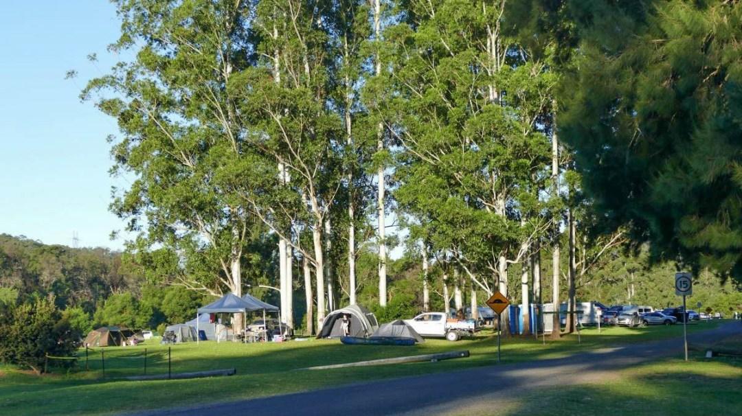 Bendeela Recreation Area