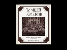 James Van Der Zee Harlem Book of the Dead