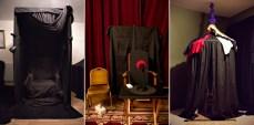 Medium Cabinets of Sharon Harvey, Gordon Garforth and Kai Muegge, 2013