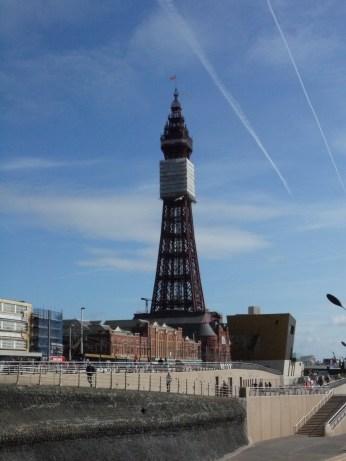 Fig. 1: James Maxwell & Charles Tuke, Blackpool Tower, 1894 (photo taken 2013)