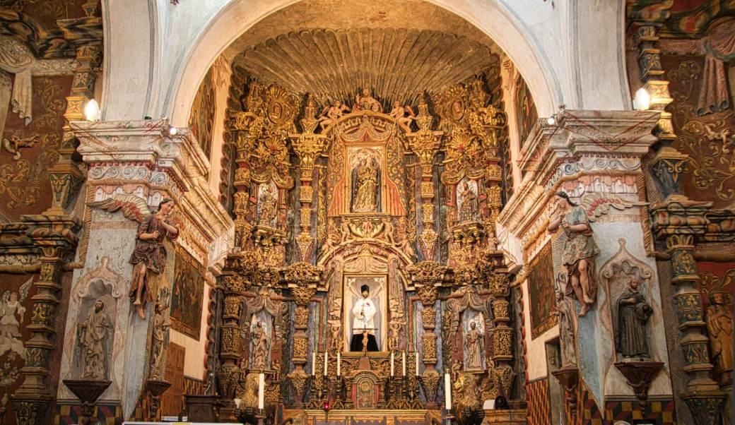 Mission San Xavier Sanctuary