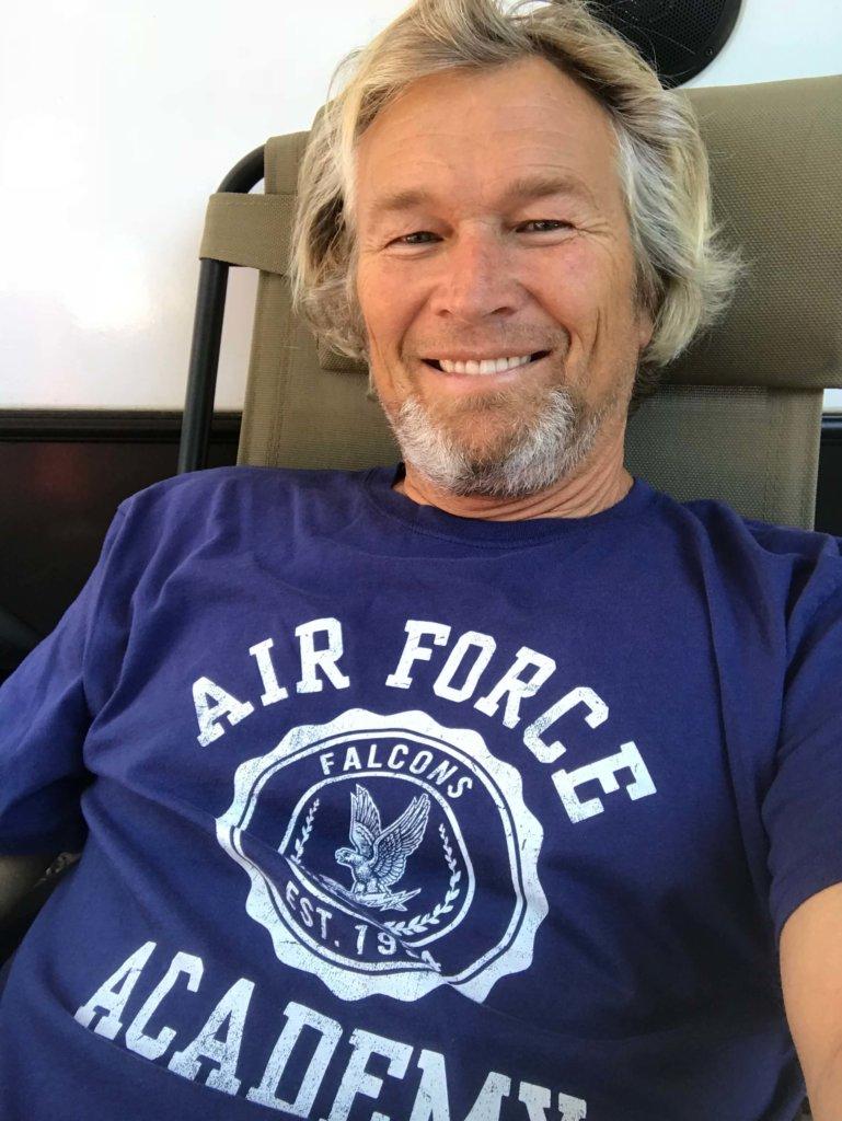 Curious Craig Air Force Academy