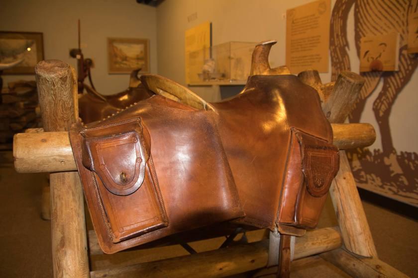 Curious Craig - Pony Express Mochila