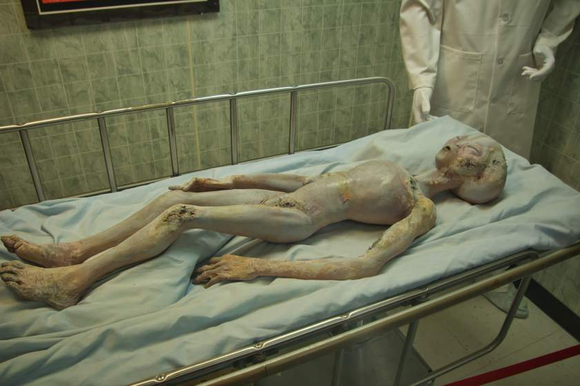 Curious Craig - Alien-Autopsy Roswell
