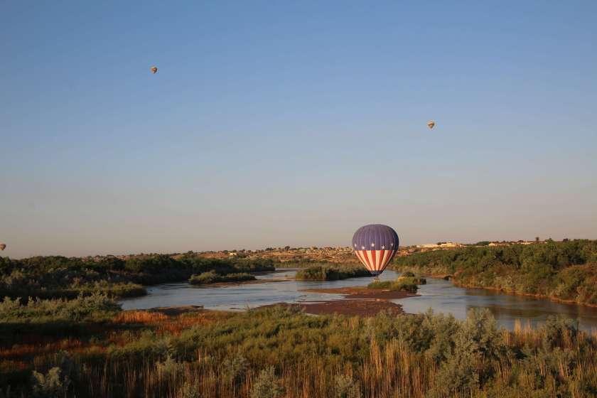 Curious Craig - Rio Grand Hot Air Balloon
