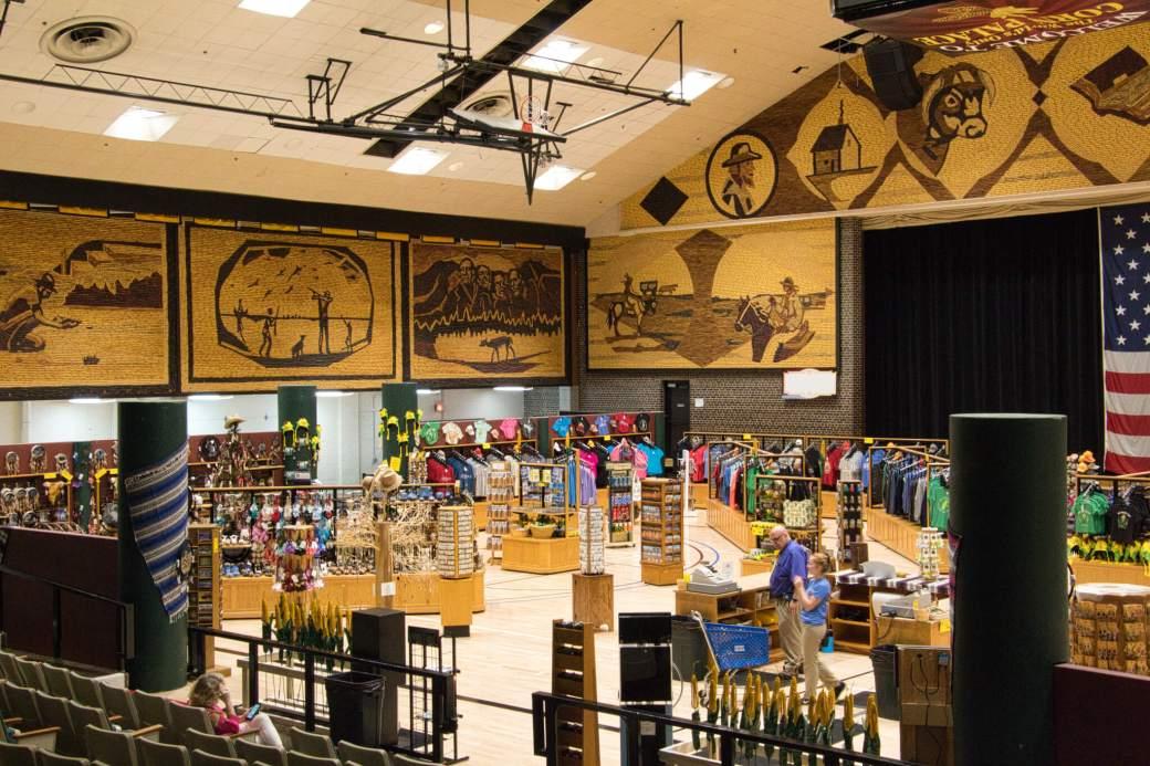 Curious Craig - Corn Palace Vendor Mall