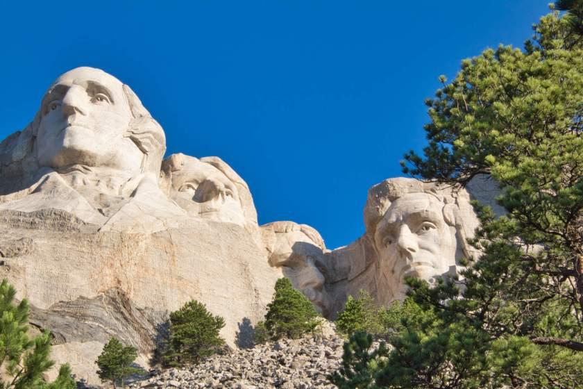 Curious Craig - Rushmore Presidents Trail