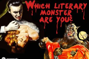 Which Literary Monster Are You?