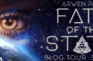 Blog Tour: Fate of the Stars by Arwen Paris with review and giveaway!