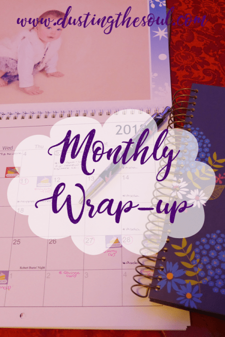Monthly Wrap-up badge