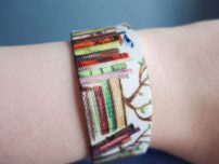 Book wristband from Zox