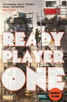 Book cover for Ready Player One by Ernest Cline
