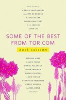 Book cover for Some of the Best From Tor.Com 2016
