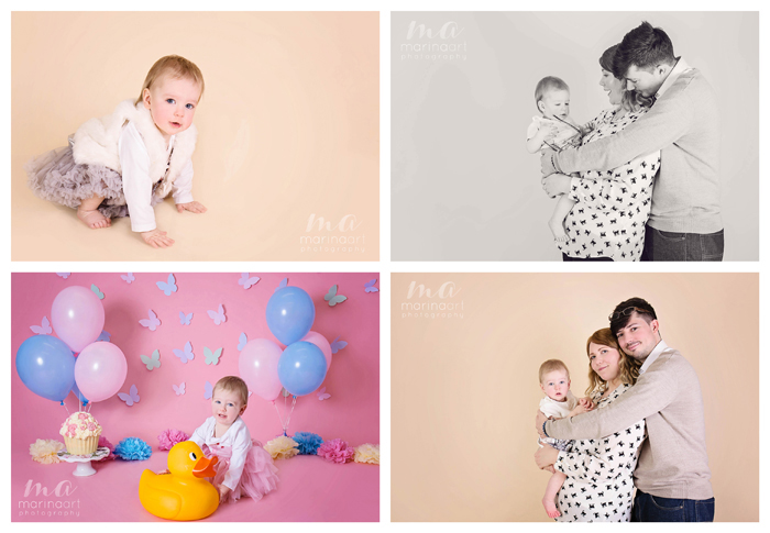 Family photo shoot by Marina Art Photography