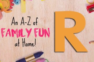 R is for Reading #AtoZChallenge