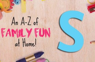 S is for Sensory Play #AtoZChallenge