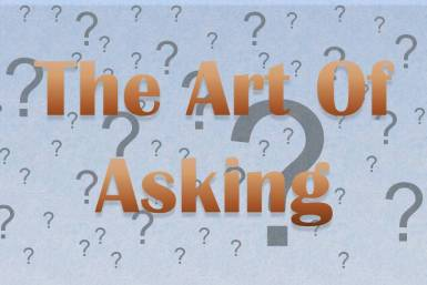 Art of asking