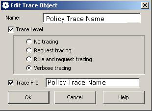 BlueCoat Policy Trace Object