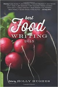 food writing