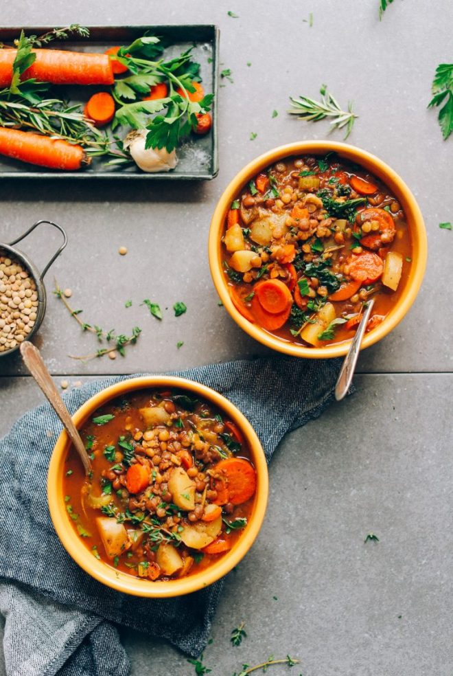 Delicious-and-EASY-Everyday-Lentil-Soup-8-wholesome-ingredients-1-pot-and-30-minutes-vegan-plantbased-dinner-lentil-recipe-glutenfree-soup-minimalistbaker-7-768x1145