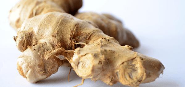 Ginger for flu shot - immune booster shot - shooter
