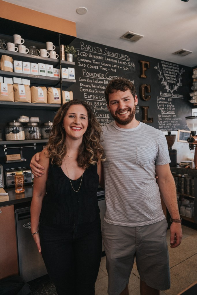 Function Coffee Labs - Philly - Specialty Coffee - Megan & Ross