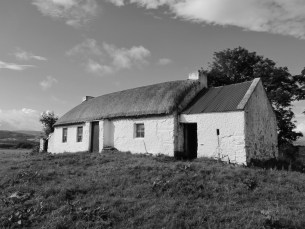 Image result for irish cottage 18th century