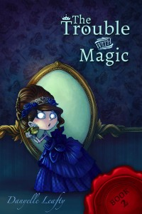 The-Trouble-With-Magic-The-Secret-Stepsister-Society-2-Kindle