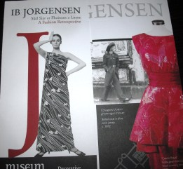 Ib Jorgensen exhibition flyer