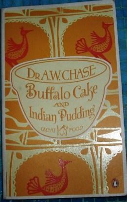 cover of Buffalo Cake & Indian Pudding