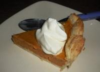 Sampling Squash Pie