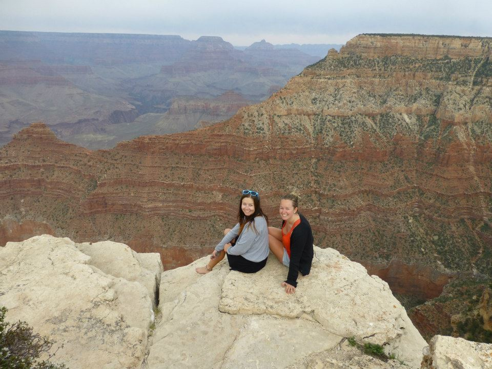 Planning the Ultimate Road Trip Across the USA in the Grand Canyon