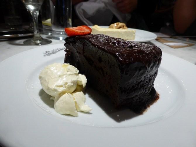 Randall & Aubin restaurant review Ed Baines