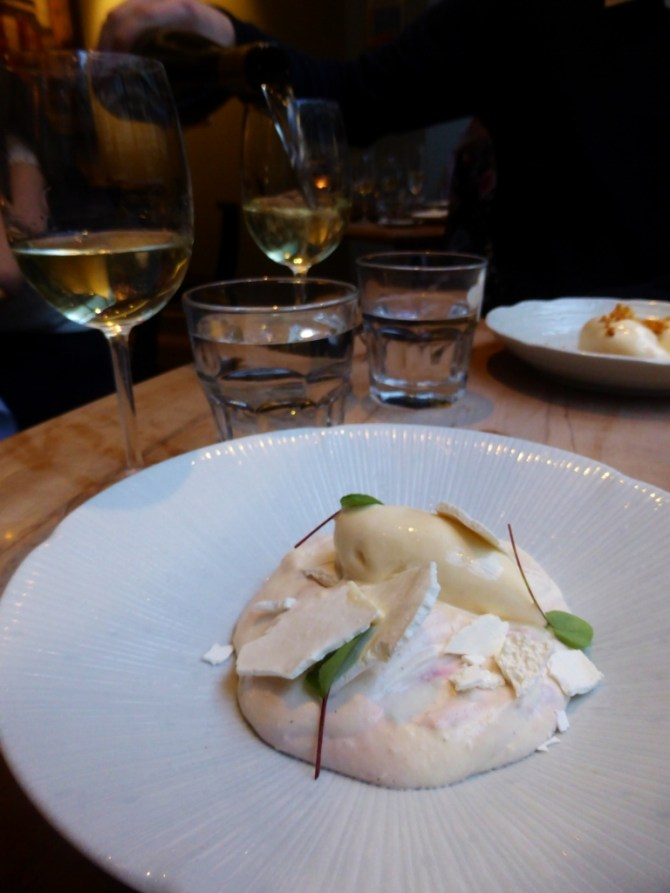 Arbutus Soho Bookatable restaurant review