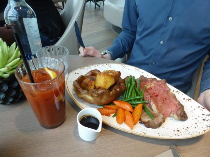 20 Fenchurch Street Sky Garden London restaurant review